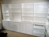 office cabinets installations